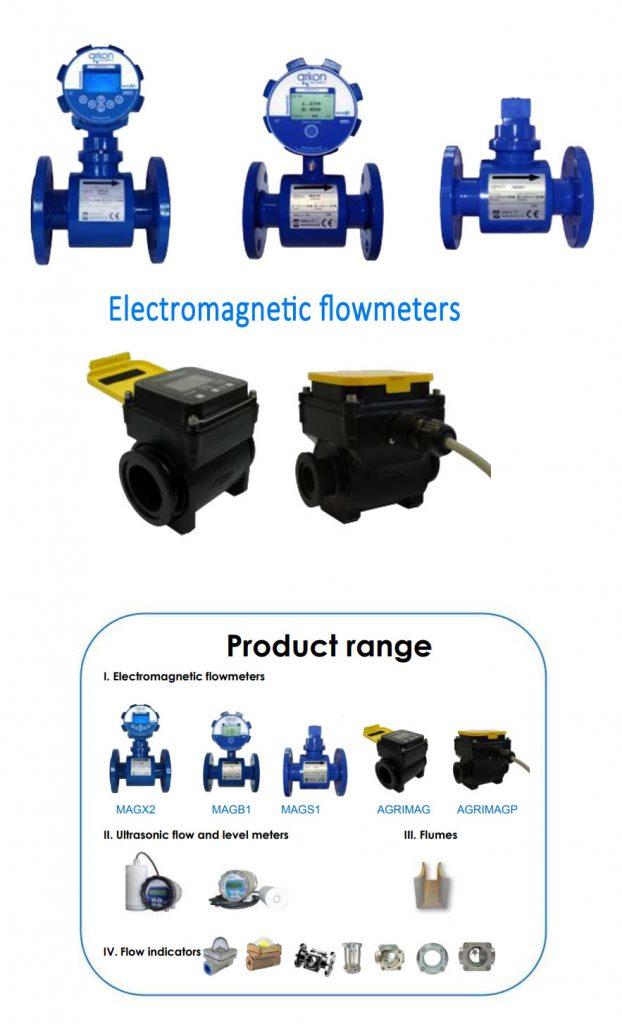 Arkon Flowmeters