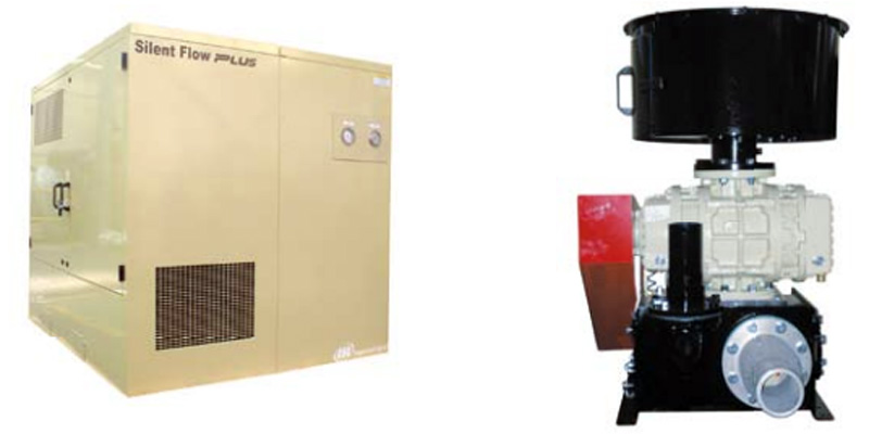 SF-Plus Blower and vacuum systems