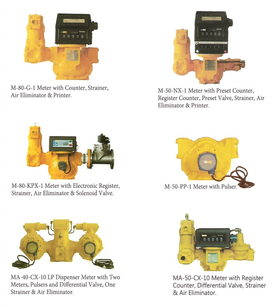 M Series Flow Meter