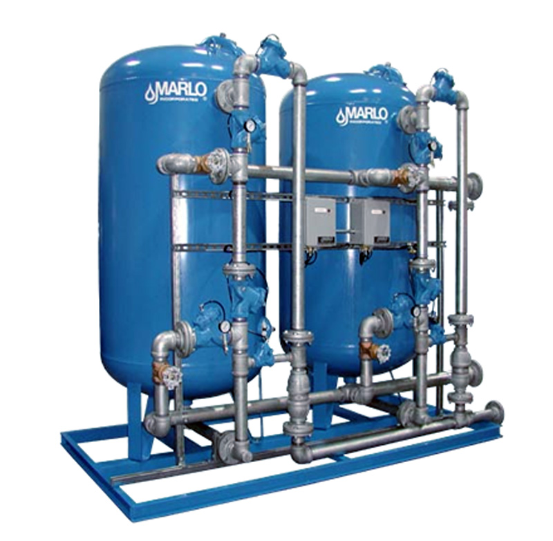 WATER PRESSURE FILTER UNITS