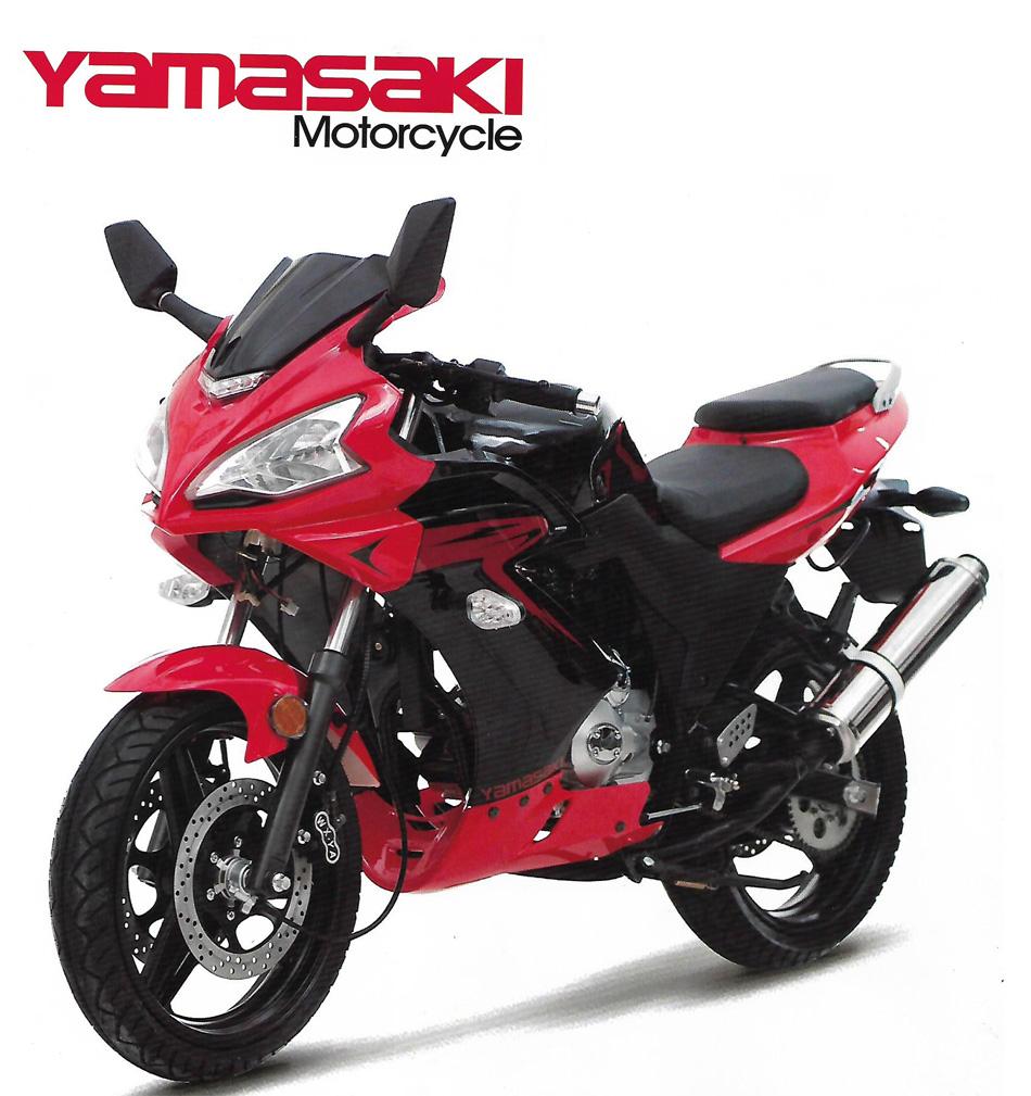 Yamasaki Motorcycle